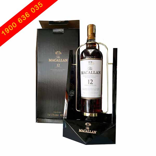 Rượu Macallan 12 Sherry Oak