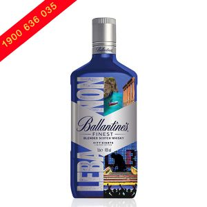 Ballantines Finest City Sights