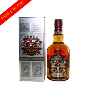 Rượu Chivas Regal 12