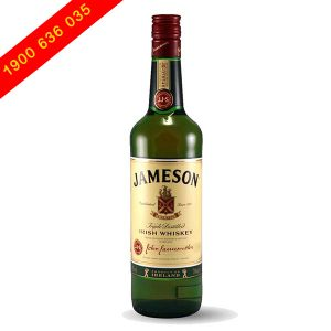 Ruou Jameson Irish Whiskey