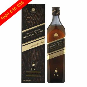 Rượu Johnnie Walker Double Black 1000ml