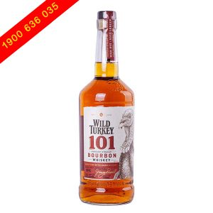 Rượu Wild Turkey 101 Bourbon 750ml