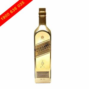 Johnnie Walker Gold Label Limited Edition