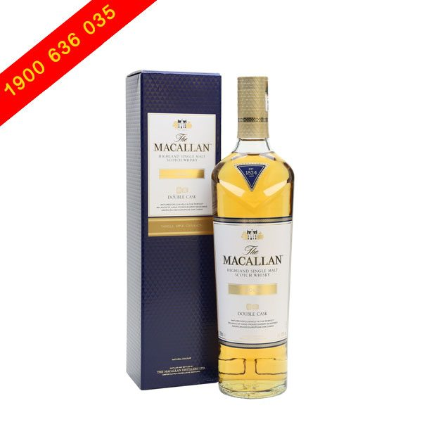 Macallan 1824 Gold Double Cask