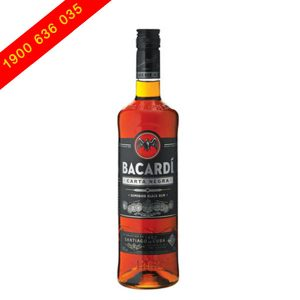 Bacardi Carta Negra Superior Black Rum