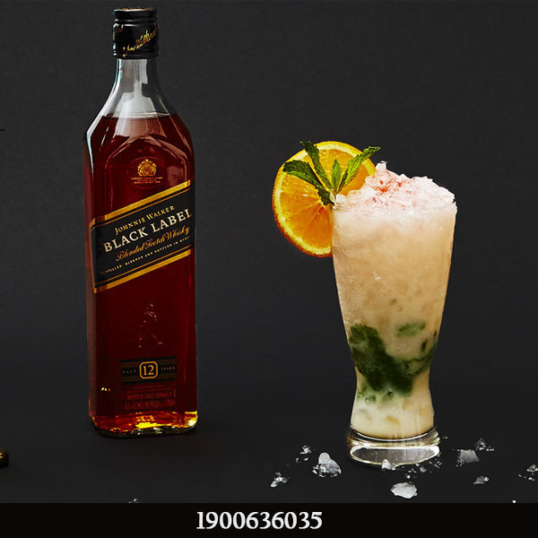 Pha chế cocktail Johnnie Walker Black Label